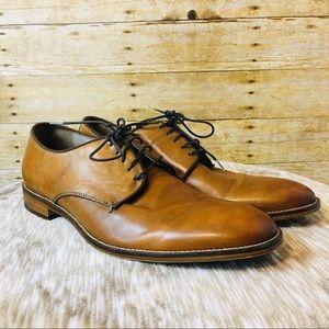 Men's Oxford Leather Dress Shoes